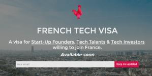 Франция предоставит 4-летние визы для стартаперов