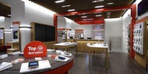 Vodafone расширяет розничную сеть в Украине: магазин компании открылся в Сумах