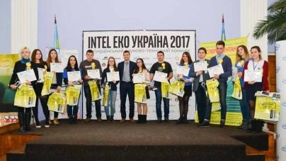 Завершив роботу конкурс Intel-Eko Україна
