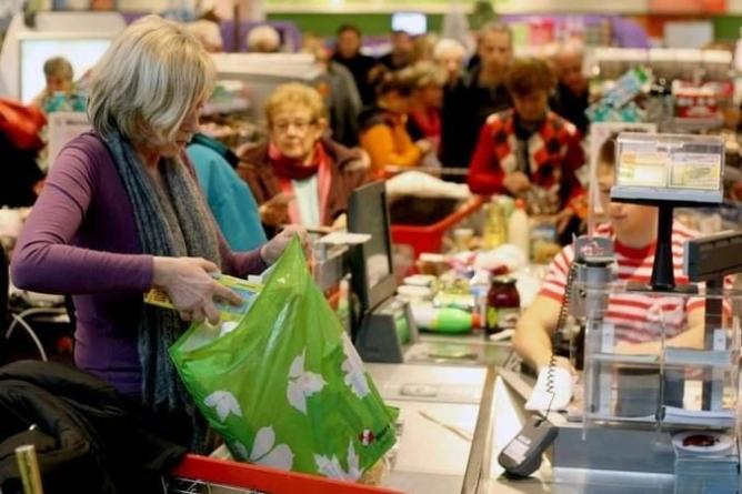 В феврале потребительские настроения украинцев улучшились