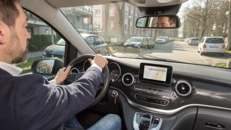 Автомобиль станет вторым домом — компания Bosch представила свой инновационный концепт-кар на MobileWorld Congress 2017