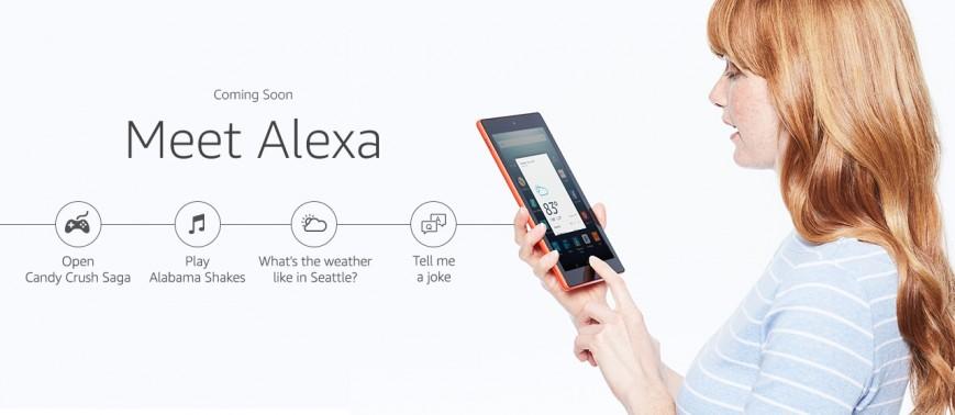 Голосовой помощник Alexa от Amazon научится узнавать людей