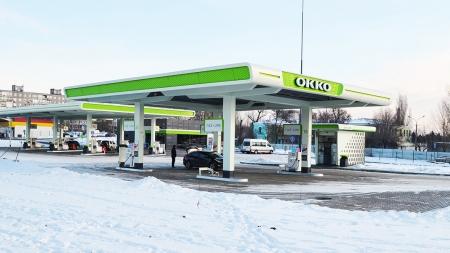 В сети «ОККО» заработали 6 новых газовых модулей