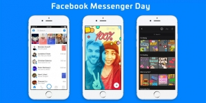 Facebook запустил клона Snapchat в Messenger