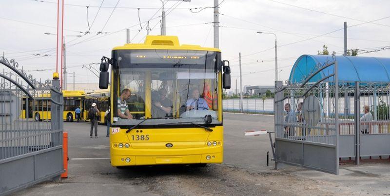 В Киеве появились троллейбусы с бесплатным Wi-Fi