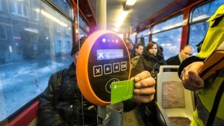 Более 30 тысяч украинцев оплачивают проезд электронными билетами