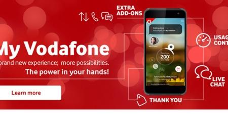 Vodafone запустил приложение самообслуживания My Vodafone