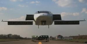 Стартап Lilium представил первый электрический конвертоплан для аэротакси