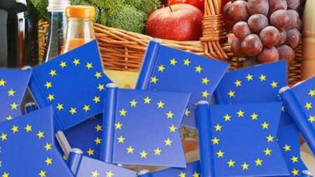 Украина выбрала годовые квоты на поставки в ЕС по 6 категориям товаров
