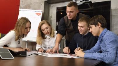 75% украинских студентов хотели бы работать в телекоме