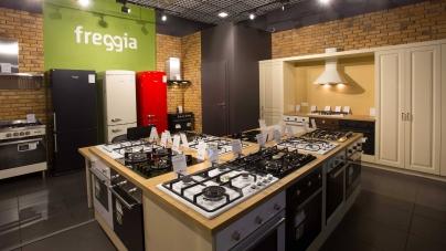 Итальянцы в Харькове: Freggia открывает двери нового шоу-рума