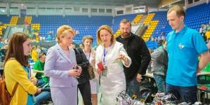 Путевка на всемирную олимпиаду и Жижковская телебашня-победитель: итоги фестиваля  Robotica 2017