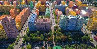 Что такое новостройки формата «город в городе»: история и современность