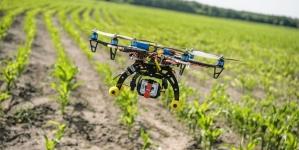 Украинский стартап DroneUA Agroservice оценили в $4,7 млн