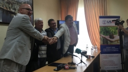Новий ланцюжок постачання фруктів та овочів із Херсонщини до торговельних мереж України