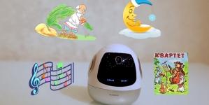 i-Free создала робота «Емеля» для обучения детей