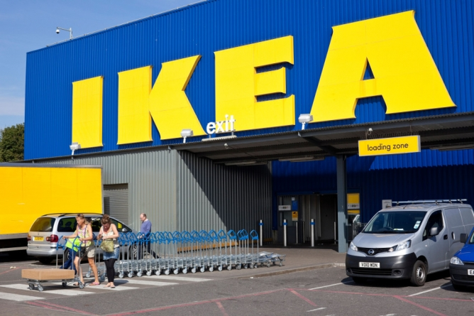 IKEA подтвердила намерения зайти на рынок Украины – пока по франшизе