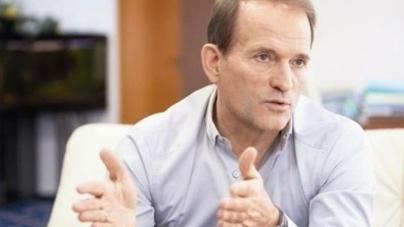 Медведчук прокомментировал встречу Порошенко и Трампа