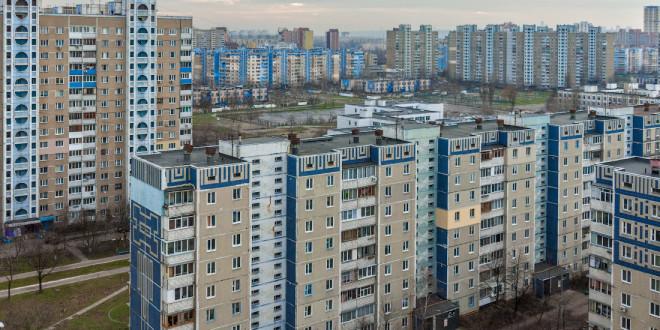 В мае  цена на вторичное жилье в Киеве просела  на 2,5 %
