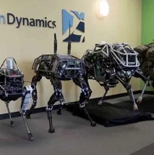 SoftBank приобрел у Google робототехническую компанию Boston Dynamics