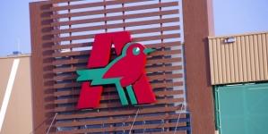 Ашан открыл первый мобильный минимаркет Auchan Box