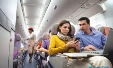 В самолетах МАУ появится бортовой интернет