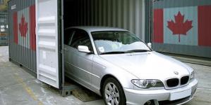 В Украине отменят пошлину на канадские б/у авто