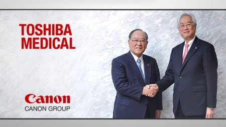 Компанія Canon здійснила прорив на ринку охорони здоров'я
