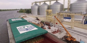 Тестову партію кавуна відправили Дніпром із Херсонщини