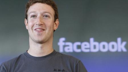 Марк Цукерберг вошёл в пятёрку самых богатых людей мира