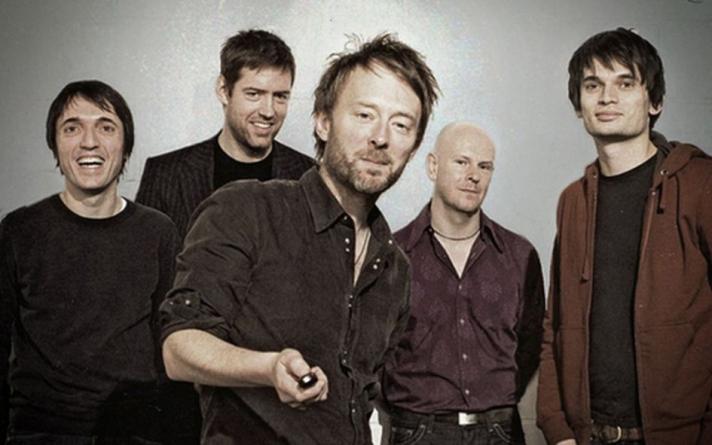 Radiohead используют Glitché для продвижения своего альбома