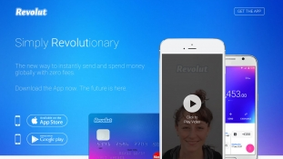Финтех-стартап Revolut привлёк $66 млн инвестиций