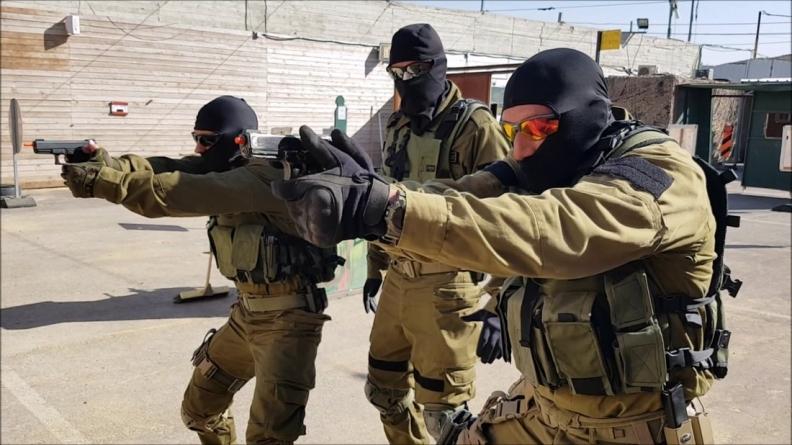 Израильское турагентство начало обучать клиентов борьбе с террористами