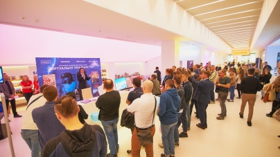 MULTIPLEX «Samsung Electronics Украина» и Discovery Networks презентовали результат новой коллаборации