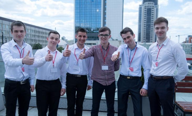 Львовские студенты получили от Vodafone по 25 тыс. грн для профессионального развития за лучший проект в сфере Интернета вещей