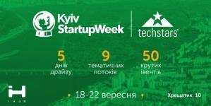 Techstars Startup Week Kyiv