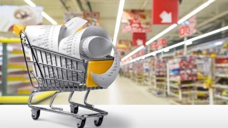 Дефляция в Украине в августе составила 0,1%