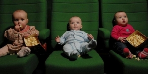Сеть кинотеатров MULTIPLEX запускает проект для мам – KIDS FRIENDLY!