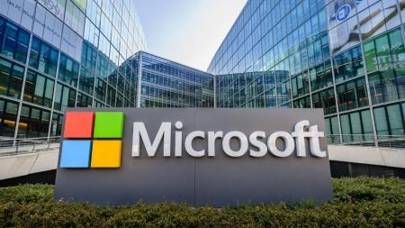 Стоимость Microsoft превысила $600 млрд