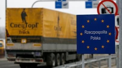 Импорт товаров из Польши вернулся к показателям 2013 года