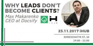 Why leads don't become clients?