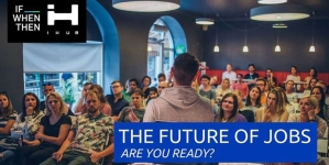 The Future of Jobs, Kyiv: Platforms Business Models, Blockchain and AI