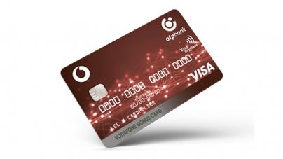 Vodafone Украина и ОТП Банк выпустили карту Vodafone Bonus Card