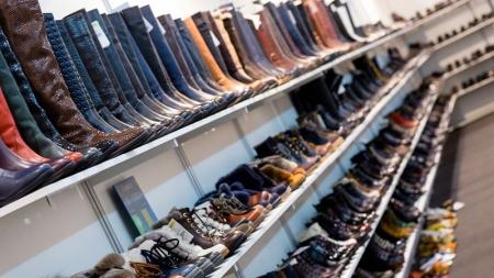 Объем обувного рынка Украины оценивается в 52-64 млрд грн