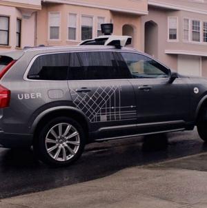 Volvo поставит Uber 24 000 беспилотных автомобилей