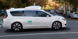Waymo вывел беспилотный автомобиль на городские дороги