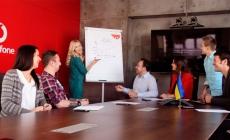 Vodafone назван одним из лучших работодателей Украины