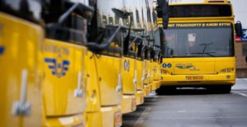 Автобусных перевозчиков в Украине отсортируют по репутации