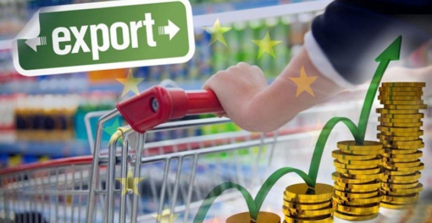 Благодаря чему украинский экспорт вырос на $6 млрд