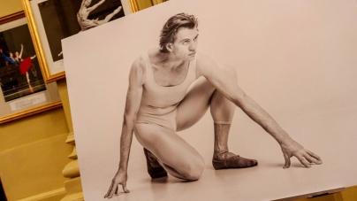 В Киеве открылась фотовыставка #In Love With Ballet
